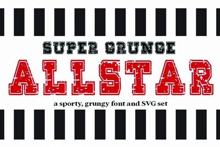Super Starr Throwback Font