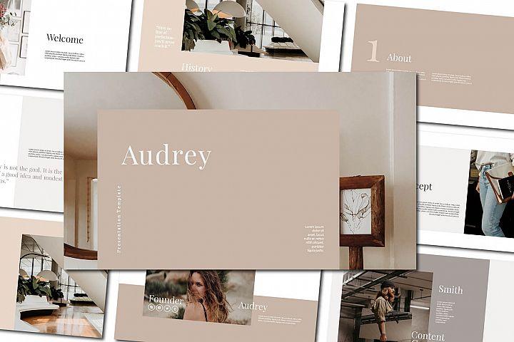 Audrey - Keynote