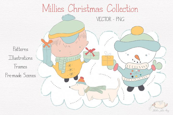 Millies Christmas Collection