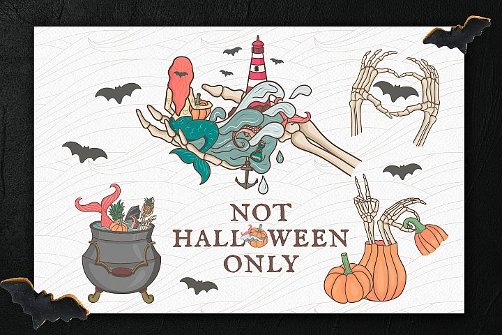 Not Halloween Only