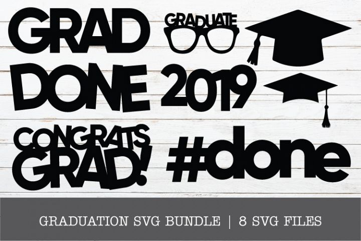 GRAD SVG BUNDLE