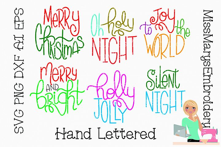 Christmas Sayings SVG | Christmas SVG | Ornament Sayings SVG