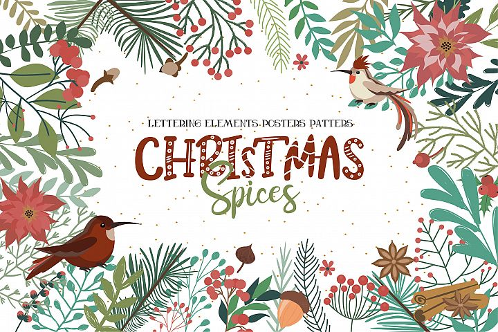 Christmas Spices collection