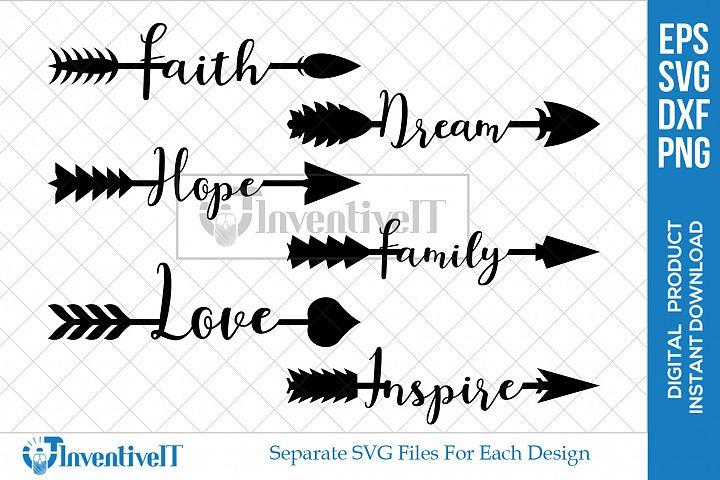 Arrow Quotes | Love | Hope | Dream | Faith | Family | Inspir