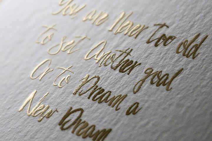 Bahamas Brush Font - Free Font of The Week Design 3