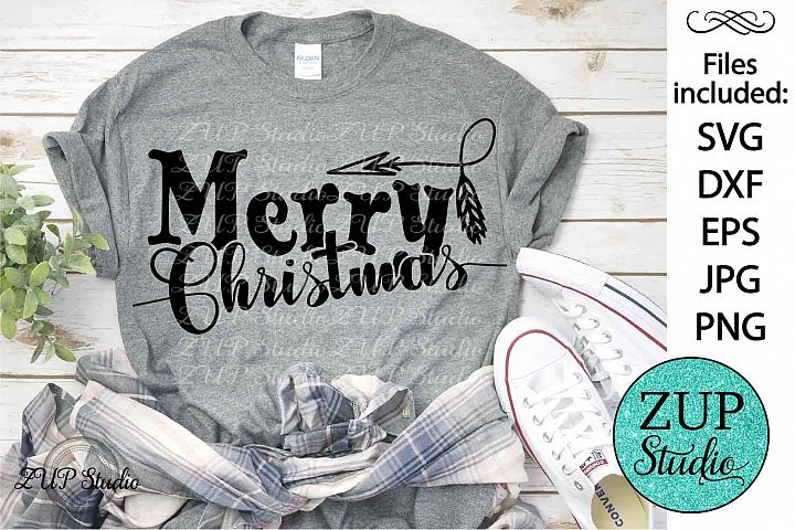 Merry Christmas SVG Design Cutting Files 298