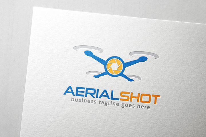 Aerial Shot Logo