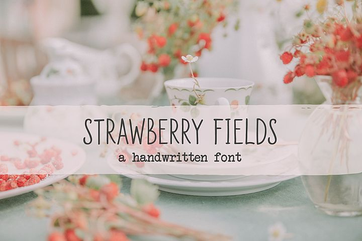Strawberry Fields Script