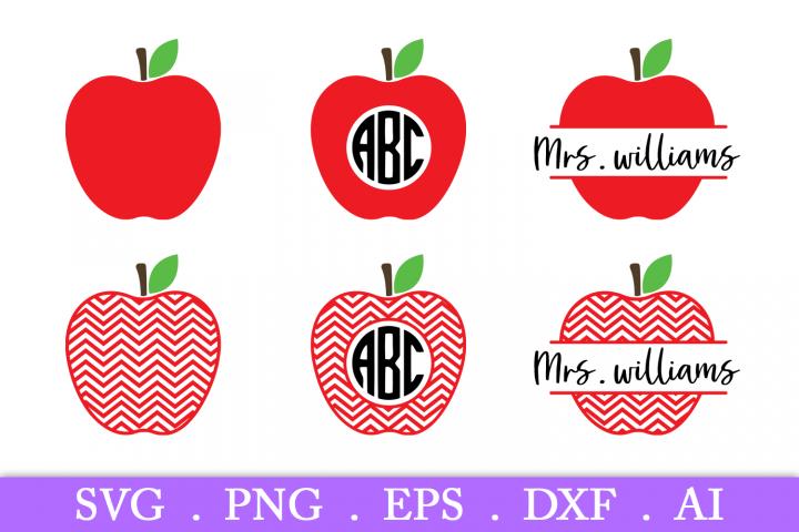 SALE! Teacher apple svg, apple svg, teacher svg