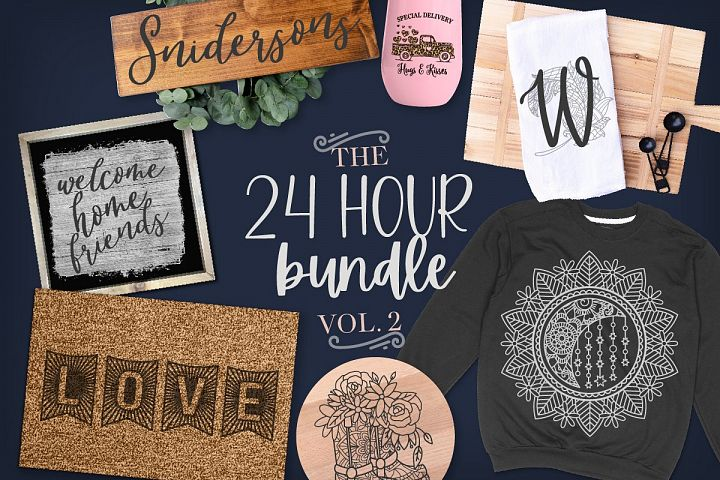 The 24 Hour Bundle Volume 2
