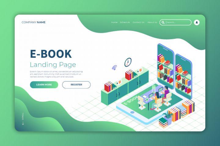 Ebook 2 - Landing Page Illustration
