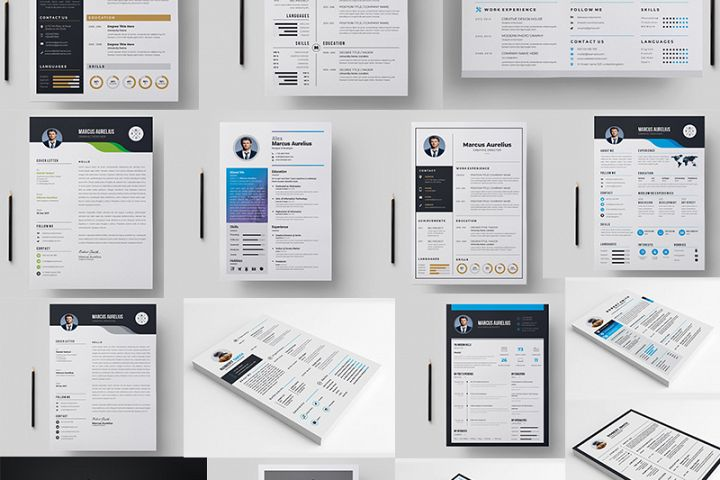 21_Resume_Bundle