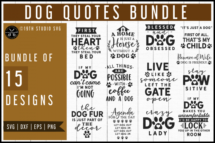 Dog SVG Bundle | MB62