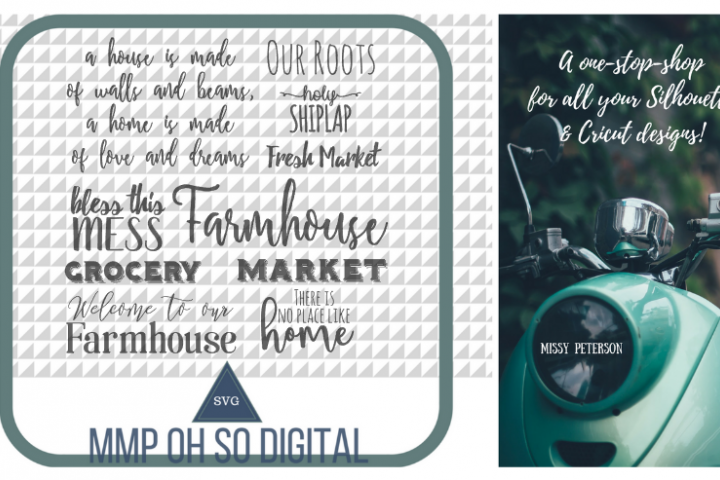 Farmhouse Quotes Bundle, Farmhouse sign, farmhouse decor, farmhouse cut file, farmhouse SVG
