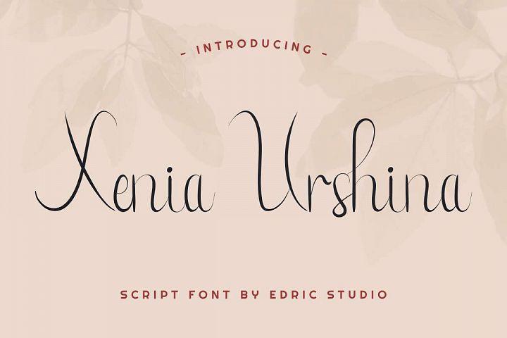 Xenia Urshina