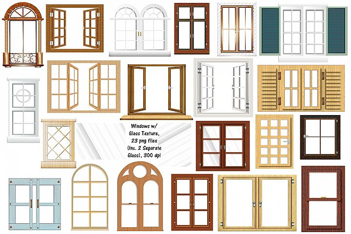 Windows Clip Art