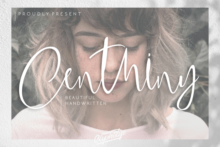 Centhiny - Beautiful Handwritten
