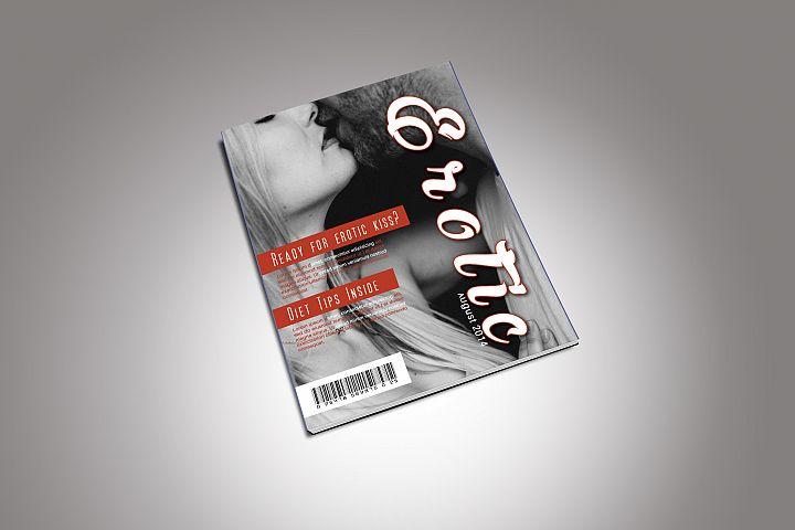 Erotic Fashion Magazine