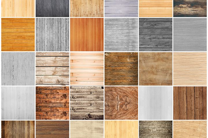 100 Real Wood Textures example 4
