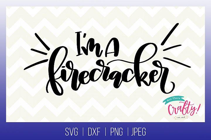 Im a Firecracker | Digital File