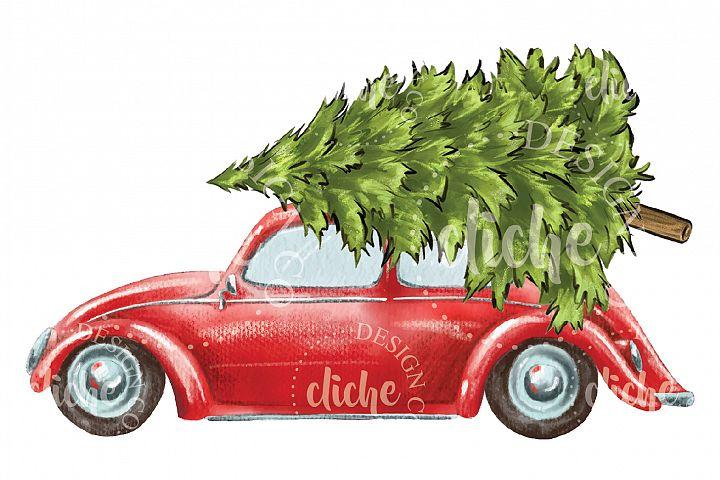 Christmas Sublimation Design