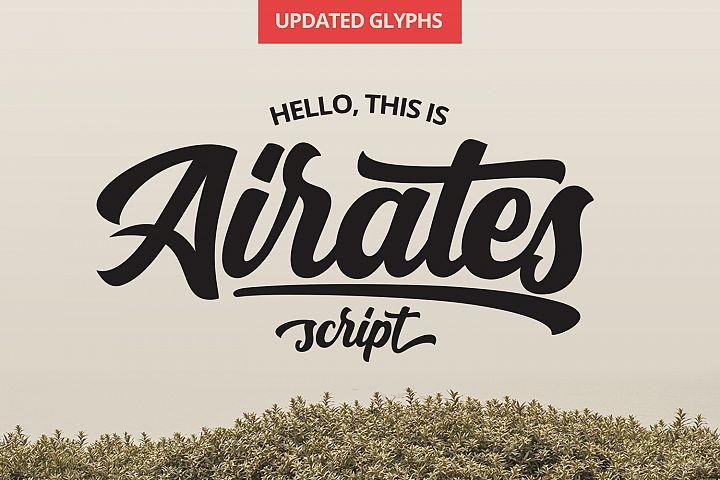 Airates Script