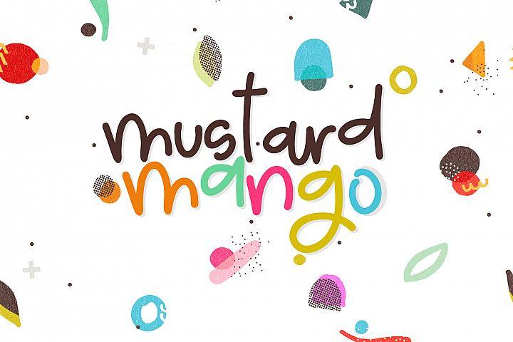 Mustard Mango