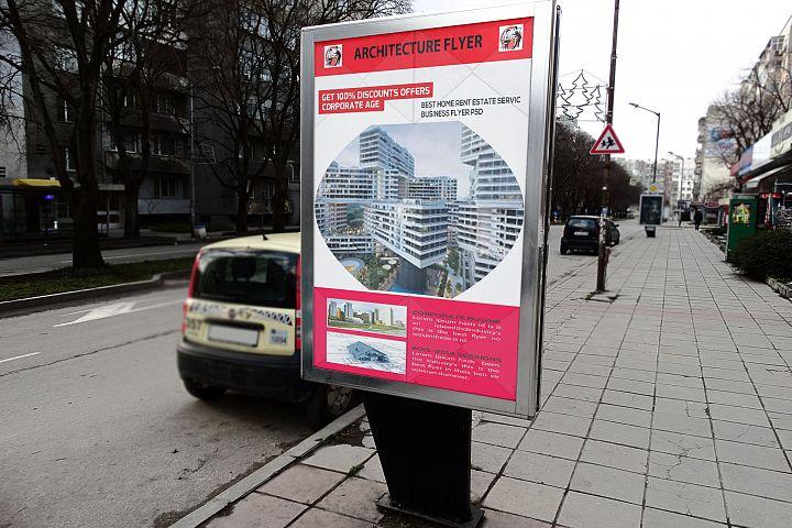 Architecture Flyer