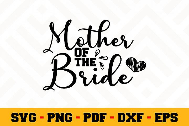Bride SVG Design n634 | Wedding SVG Cut File