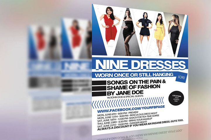 Fashion Flyer Templates