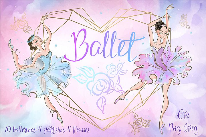 Ballet is my love!