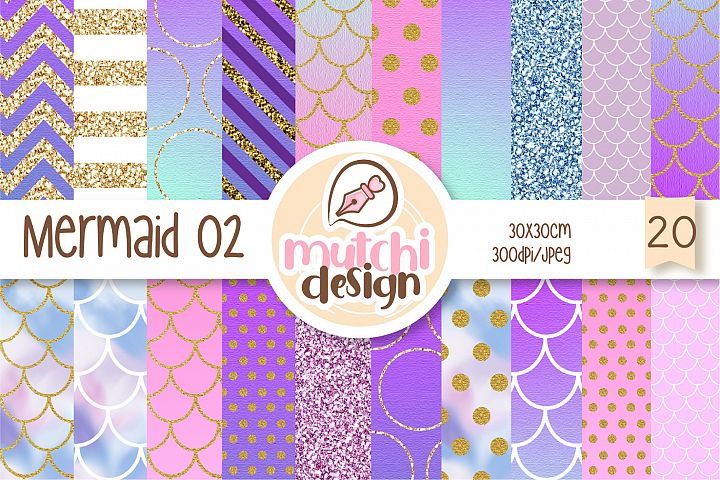 Mermaid Digital Papers 02
