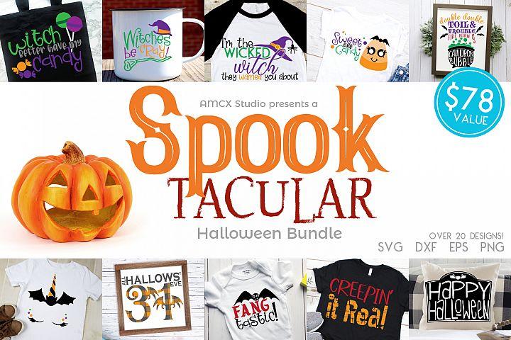 Spook Tactular Halloween Bundle