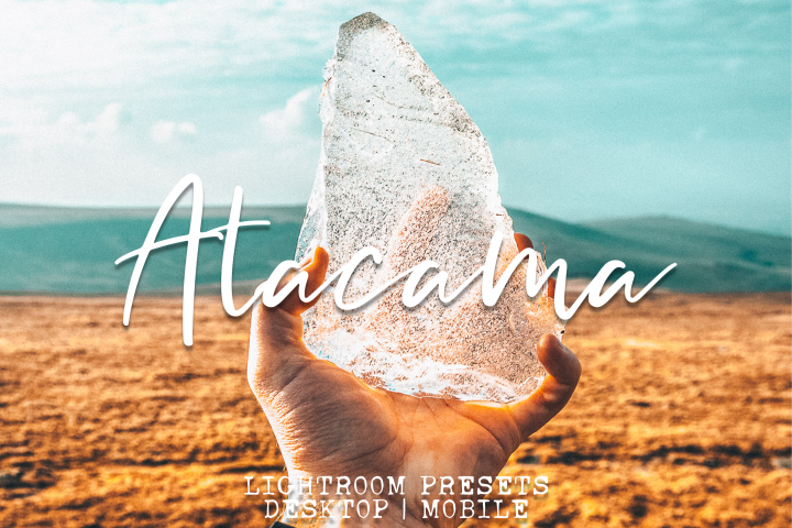 Atacama - Lightroom Presets