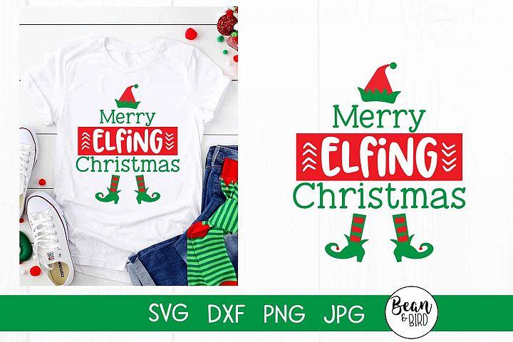 Merry Elfing Christmas