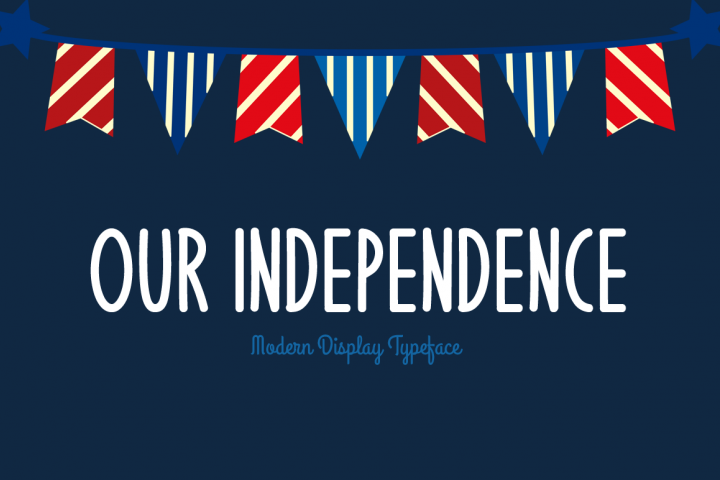 Our Independence
