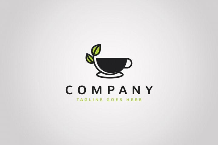 Green Tea Logo