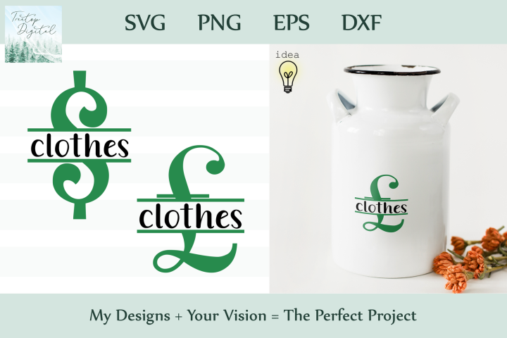 Saving for Clothes, Savings Series, SVG