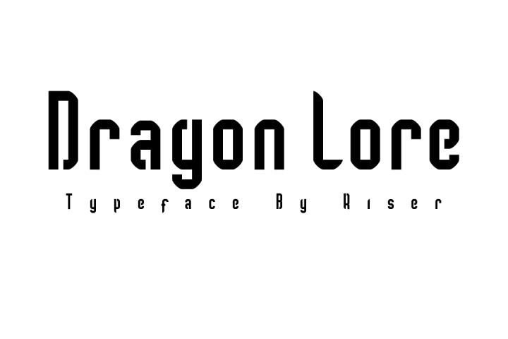 Dragon Lore