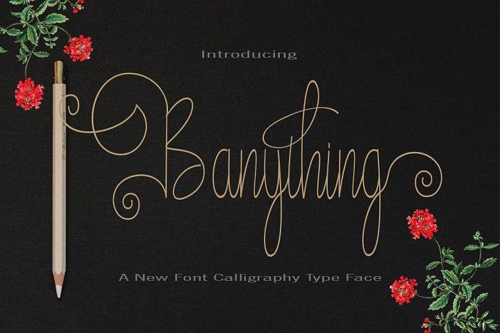 Banything