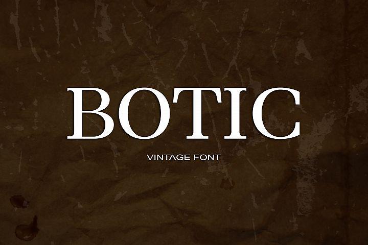 Botic