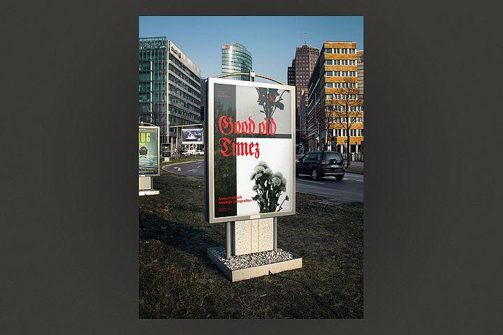 Mockup - Poster - Main Street