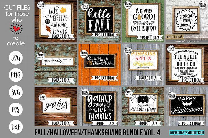 Fall/Halloween/Thanksgiving Vol. 4