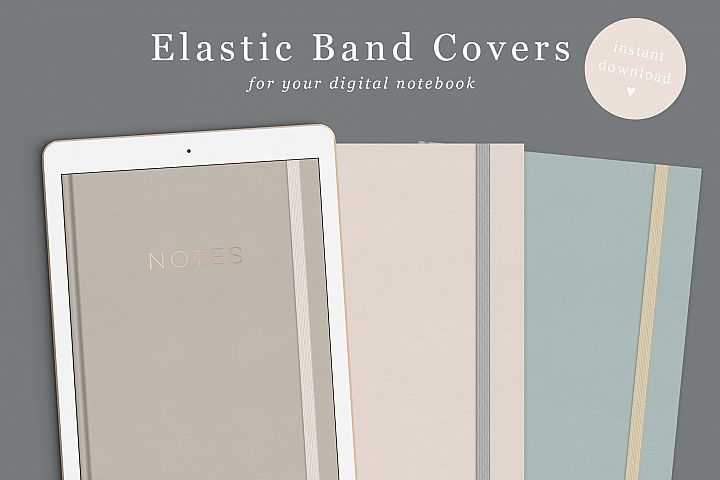 Digital Notebook Covers Goodnotes