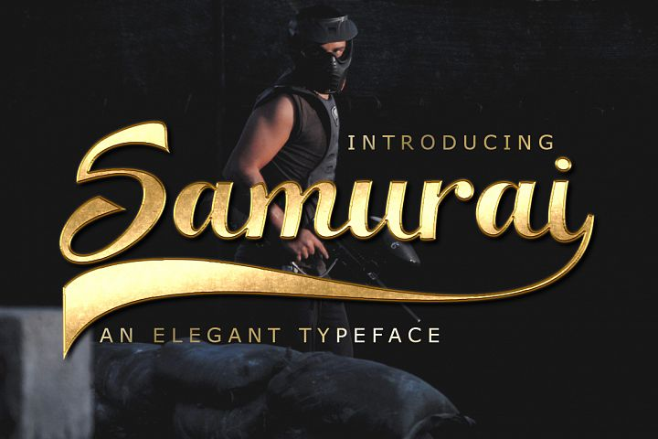 Samurai Script