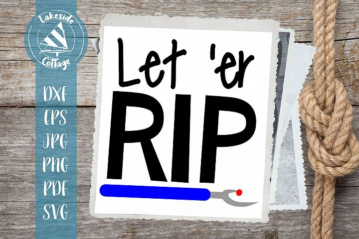 Let er RIP Seam Ripper Sewing svg pdf eps jpg png pdf vector