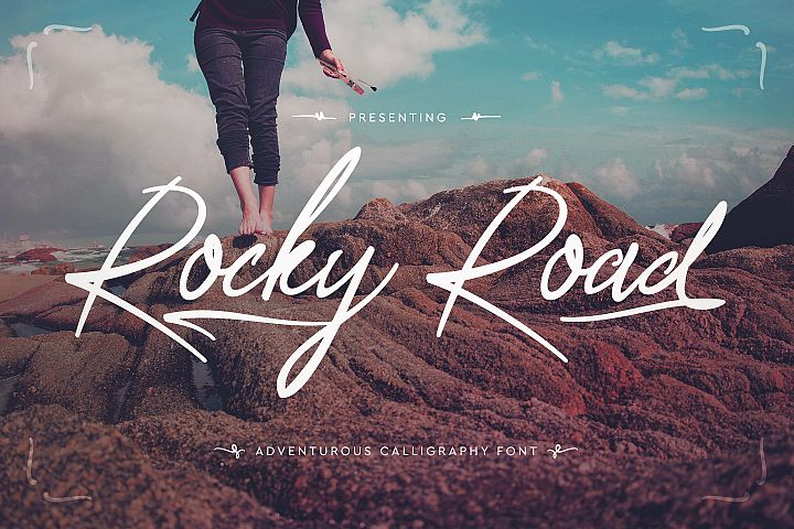 Rocky Road example image 1