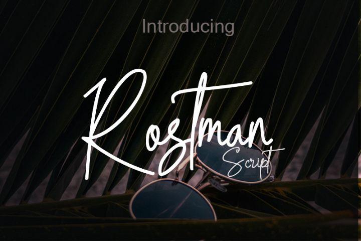Rostman