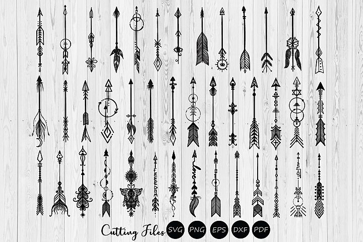68 Arsty arrows humble bundle clipart | SVG Cut Files |