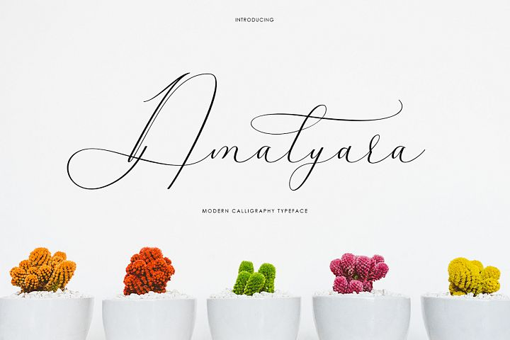 Amalyara Script